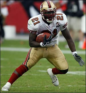 Picture of Frank gore - #1